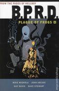 B.P.R.D. Plague of Frogs HC (2011-2012 Dark Horse) 4-1ST