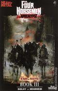 Four Horsemen of the Apocalypse GN (2011-2012 Heavy Metal) 3-1ST