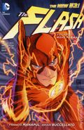 Flash HC (2012-2016 DC Comics The New 52) 1-1ST