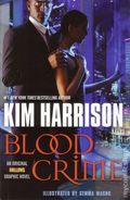Blood Crime HC (2012 A Hollows Graphic Novel) 1-1ST