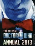 Doctor Who Annual HC (1965-Present) The Official Annual 2013-1ST