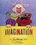 Imagination Illustrated The Jim Henson Journal HC (2012 Chronicle Books) 1-1ST