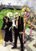 Transmetropolitan All Around the World HC (2012) 1A-1ST
