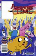 Adventure Time Halloween Ashcan 1