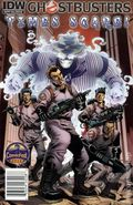 Ghostbusters Times Scare (2012 IDW) Halloween Comic Fest 1