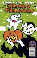 Johnny Boo and Harold in Tricky Treaters (2012 Top Shelf) Halloween Comic Fest 1