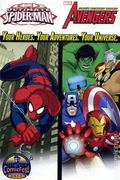 Marvel Universe Avengers and Ultimate Spider-Man 1