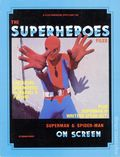 Files Magazine Spotlight on the Superheroes File: Superman and Spider-Man On Screen SC (1986) 3-1ST