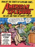 American Splendor The Life and Times of Harvey Pekar TPB (1986 A Dolphin Book Edition) 1-1ST