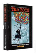 Boys HC (2008-2013 Dynamite) Definitive Edition 4-1ST