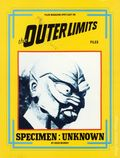 Files Magazine Spotlight on the Outer Limits SC (1986) 3-1ST