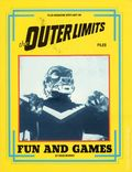 Files Magazine Spotlight on the Outer Limits SC (1986) 4-1ST