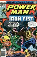 Power Man and Iron Fist (1972) Mark Jewelers 48MJ