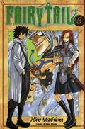 Fairy Tail TPB (2008-2018 Del Rey/Kodansha Digest) 3-REP