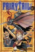 Fairy Tail TPB (2008-2018 Del Rey/Kodansha Digest) 8-REP