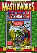 Marvel Masterworks Avengers HC (1997 2nd Series) Comicraft Edition 1-REP