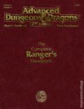 Advanced Dungeons and Dragons The Complete Ranger's Handbook SC (1993 TSR) 1-REP