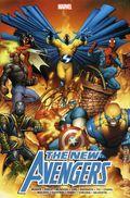 New Avengers Omnibus HC (2012 Marvel) 1B-1ST