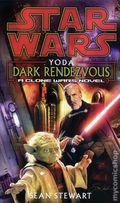 Star Wars Yoda Dark Rendezvous PB (2004 Del Rey Novel) A Clone Wars Novel 1-REP