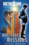 Doctor Who 2 New Adventures SC (2012 BBC) 2-in-1 Book: Monstrous Missions 1-1ST