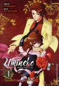 Umineko When They Cry GN (2012-2013 Yen Press) Episode 1: Legend of the Golden Witch 1-1ST