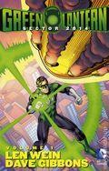 Green Lantern Sector 2814 TPB (2012-2014 DC) 1-1ST
