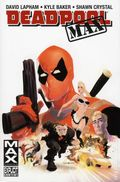 Deadpool MAX HC (2012 Marvel MAX) Deluxe Edition 1-1ST