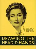 Drawing the Head and Hands HC (2011 Titan Books) By Andrew Loomis 1-REP