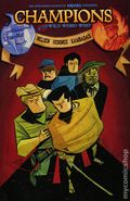 Champions of the Wild Weird West GN (2012 Arcana) 1-1ST