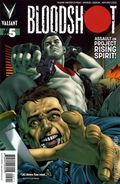 Bloodshot and Hard Corps: Hard Corps (2012 3rd Series) 5A