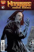 Witchblade Demon Reborn (2012 Dynamite) 4B