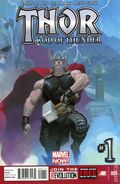 Thor God of Thunder (2012) 1A