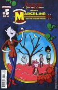 Adventure Time Presents Marceline and the Scream Queens (2012 Kaboom) 5A