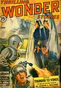 Thrilling Wonder Stories (1936-1955 Beacon/Better/Standard) Pulp Vol. 22 #2