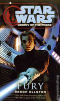 Star Wars Legacy of the Force Fury PB (2008 Del Rey Novel) 1-REP