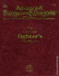 Advanced Dungeons and Dragons The Complete Fighter's Handbook SC (1993 TSR) 1-REP