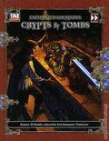 D20 System Enchanted Locations Crypts and Tombs HC (2003) 1-1ST