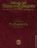 Advanced Dungeons and Dragons The Complete Barbarian's Handbook SC (1995 TSR) 1-1ST