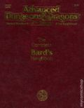 Advanced Dungeons and Dragons The Complete Bard's Handbook SC (1992 TSR) 1-1ST