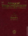 Advanced Dungeons and Dragons The Complete Bard's Handbook SC (1992 TSR) 1-REP