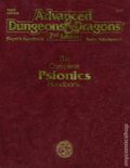 Advanced Dungeons and Dragons The Complete Psionics Handbook SC (1991 TSR) 1-1ST