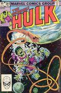 Incredible Hulk (1962-1999 1st Series) 281B