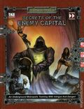 D20 System Dungeon World Secrets of the Enemy Capital HC (2002) 1-1ST
