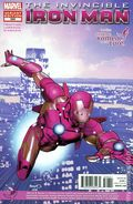 Invincible Iron Man (2008) 526B
