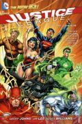 Justice League HC (2012-2016 DC Comics The New 52) 1-REP