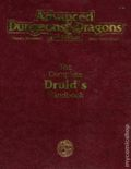 Advanced Dungeons and Dragons The Complete Druid's Handbook SC (1994 TSR) 1-1ST