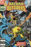 Batman and the Outsiders (1983) Mark Jewelers 22MJ