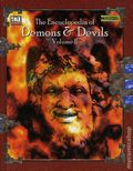 D20 System The Encyclopedia of Demons and Devils HC (2002 Fast Forward) 2-1ST