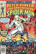 Spectacular Spider-Man (1976 1st Series) 35 Cent Variant 9
