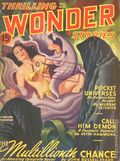 Thrilling Wonder Stories (1936-1955 Beacon/Better/Standard) Pulp Vol. 29 #1